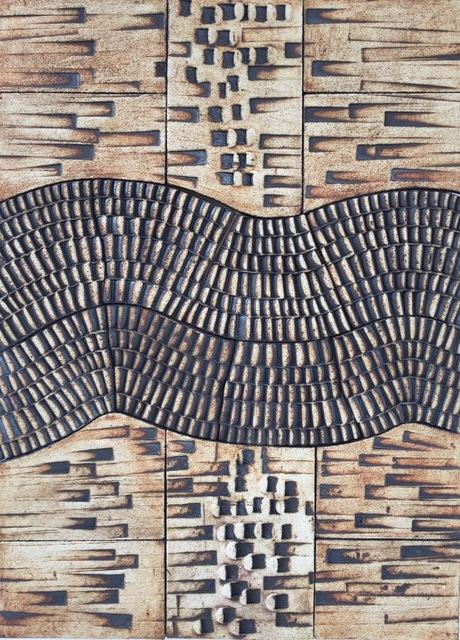 , 'RAPSODA X,' 2017, Nuun Espacio de Arte