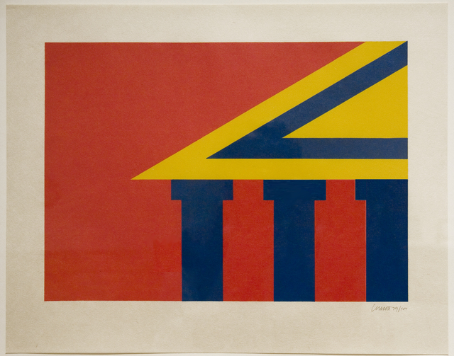 , 'Benziger Print ,' 1998, Richard Levy Gallery