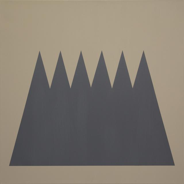 , 'Mt. X,' 2018, JGM Gallery