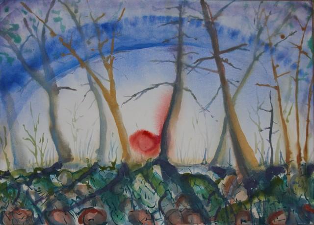 Jay Welden, 'Forest Fairies', 2018, Tim Collom Gallery