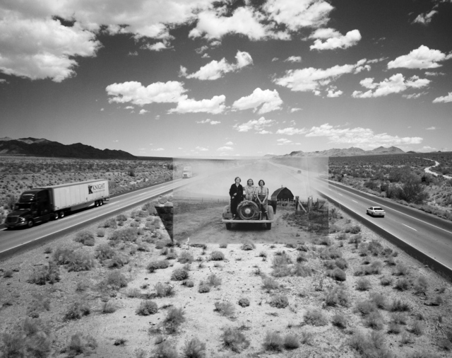 , 'Road Trip,' 2013, Jules Maeght Gallery