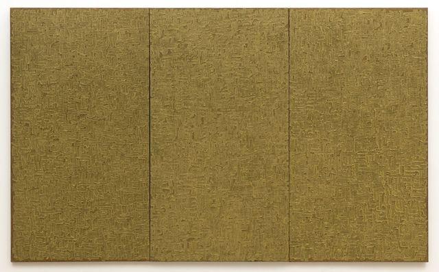 , 'Conjunction 86-24 (3), (2), (1),' 1986, Tina Kim Gallery