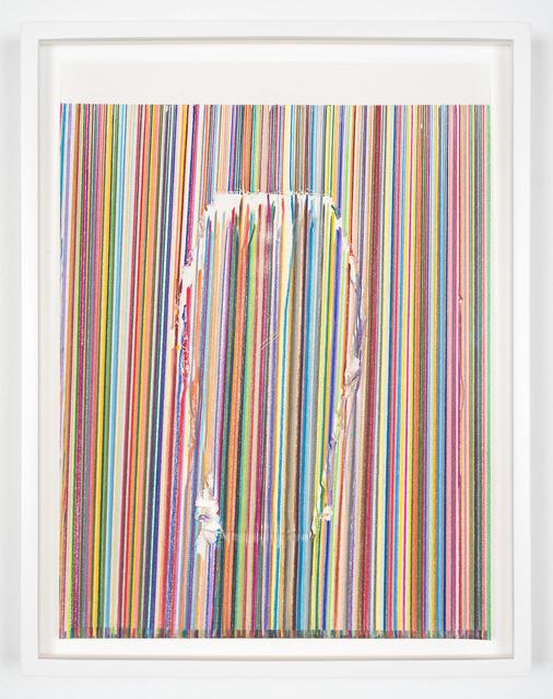 , 'N,' 2016, Klowden Mann