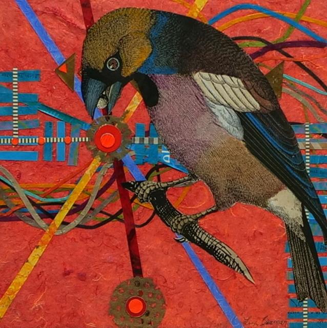 , 'Strike,' , Davis Gallery & Framing