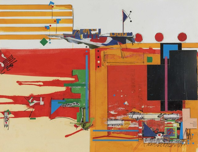 , 'Master Class,' 1989, Gerald Peters Gallery