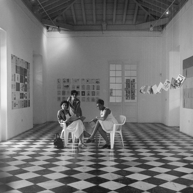 , 'Dreaming in Cuba: Gallery Sitters,' 2002, Pippy Houldsworth Gallery