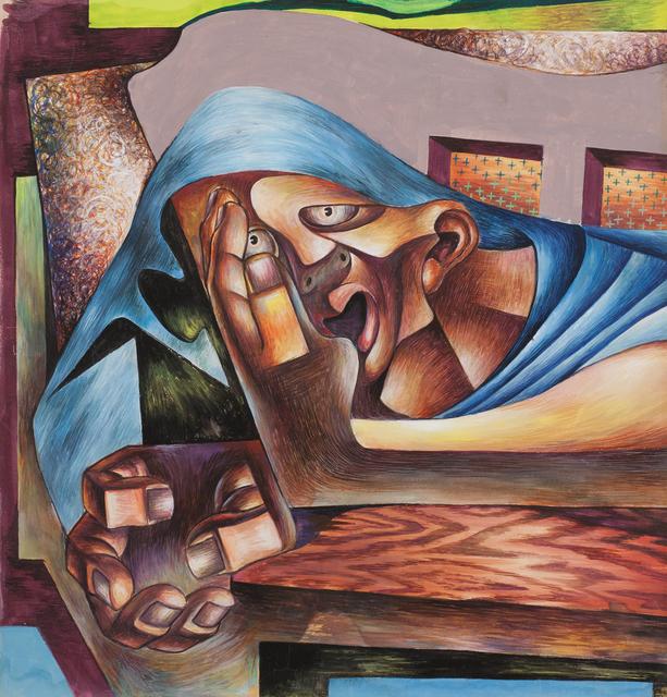 , 'Untitled,' ca. 1942, Michael Rosenfeld Gallery