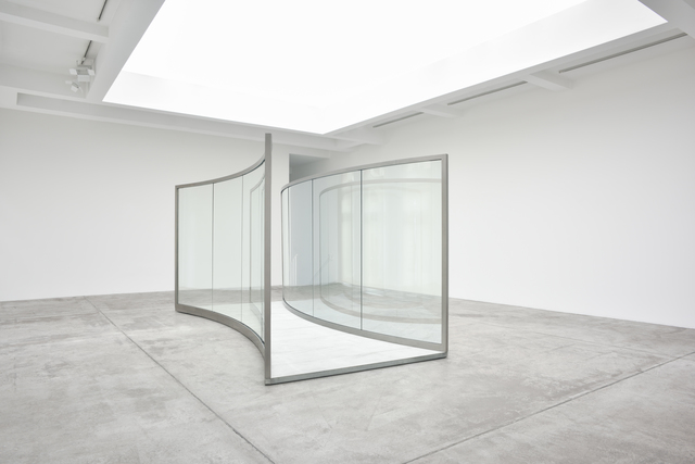 Dan Graham, 'Passage Intime', 2015, Marian Goodman Gallery
