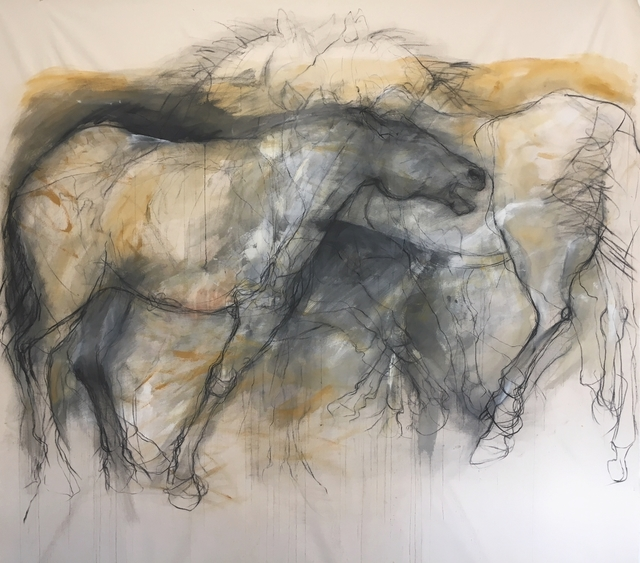 , 'The Power of Speaking Out,' 2017, Diehl Gallery
