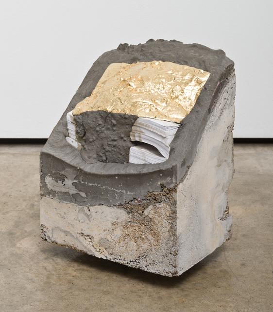 , 'White Lies 11,' 2017, Lora Reynolds Gallery