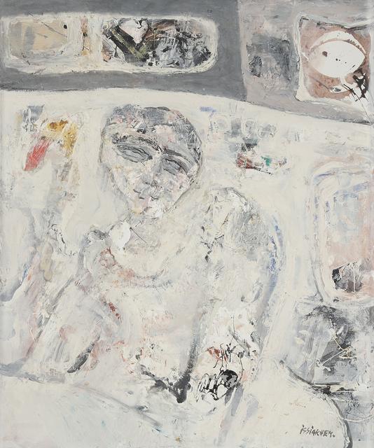 , 'Femme accoudée,' ca. 1970, Elmarsa