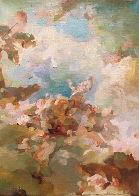 , 'Study of Putti ,' 2017, Cynthia Corbett Gallery