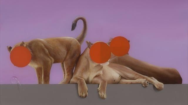 , 'Baldessari on Safari,' 2014, Sullivan+Strumpf