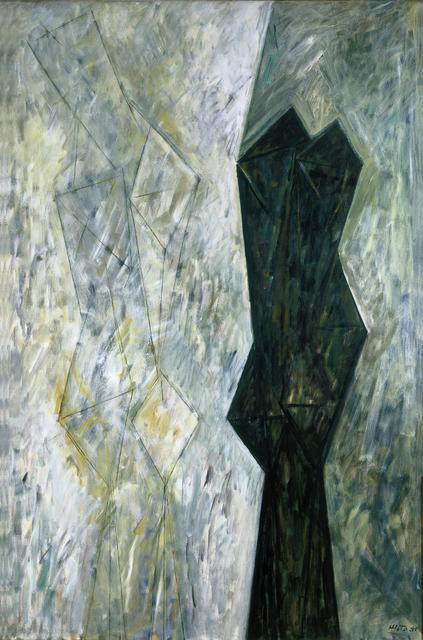 , 'Efigie con testigo,' 1981, Jorge Mara - La Ruche