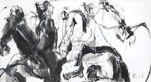 , 'Equinox II,' 2018, Oeno Gallery