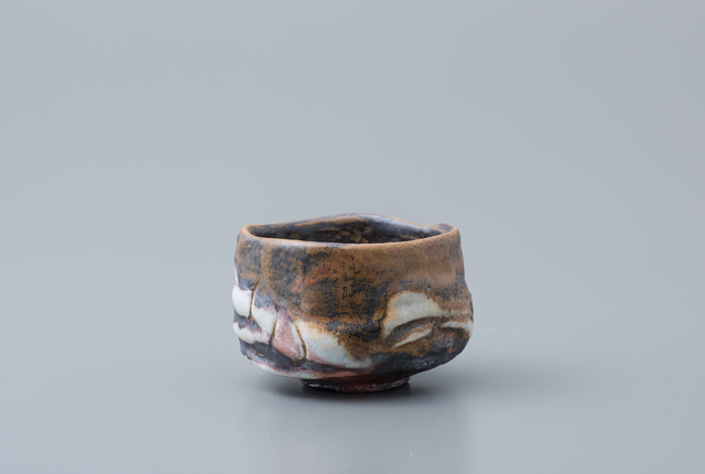 , 'Tea bowl, yohen shino glaze,' , Pucker Gallery