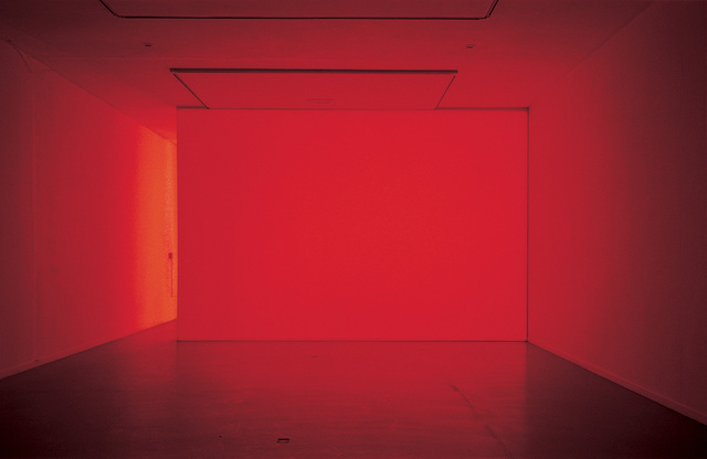 , 'Room for all colours,' 1999, Langen Foundation