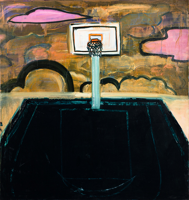 , 'B-Ball,' 2013, Taymour Grahne