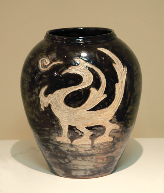 , 'Jar with Black Bronze Glaze,' , Donghwa Ode Gallery