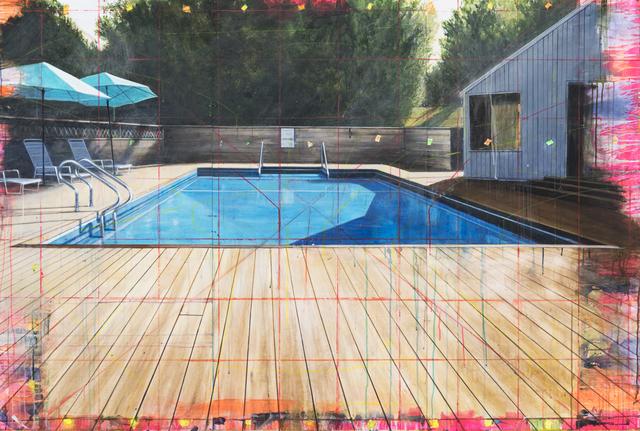 , 'Pool / Vermont,' 2017, Winston Wächter Fine Art