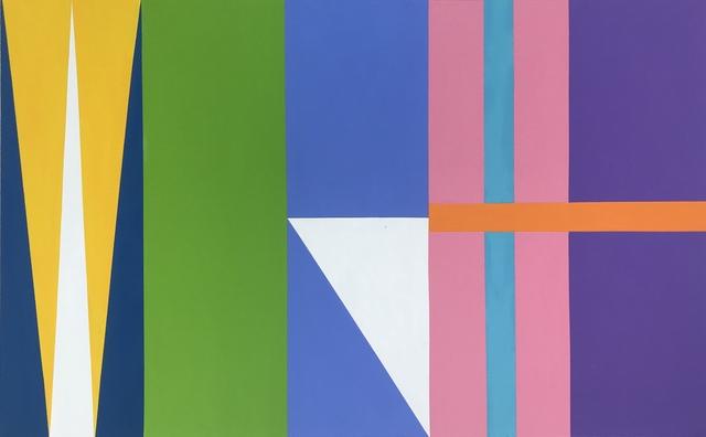 Ron Burkhardt, 'WORTH IT', 2017, Paul Fisher Gallery