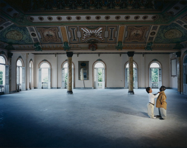 , 'Meeting,' 2008, Nohra Haime Gallery