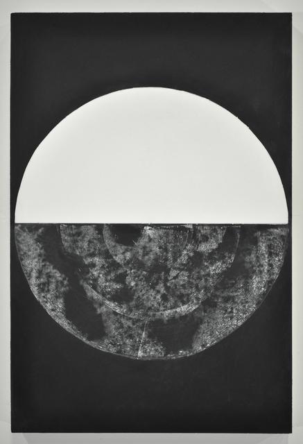 , 'Erasure 4,' 2016, K. Imperial Fine Art