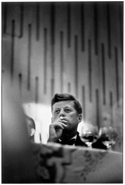 , 'John F. Kennedy, Los Angeles, California,' 1960, Huxley-Parlour