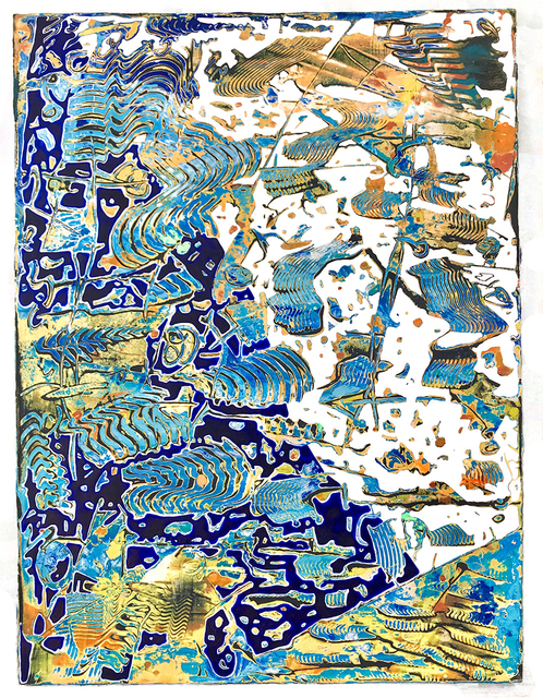 Jenna Pirello, 'Moonbeam', 2019, Jim Kempner Fine Art