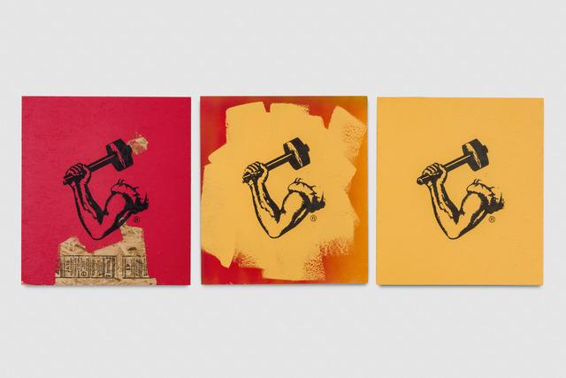 , 'Pull Up Wit Ah Stick,' 2016, Ben Brown Fine Arts