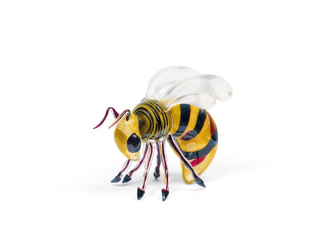 Rosemarie Benedikt, 'My Golden Bee II', 2018, Galerie Kovacek & Zetter