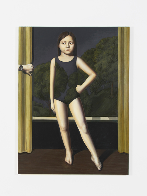 , 'Maggie,' 2019, Fisher Parrish Gallery