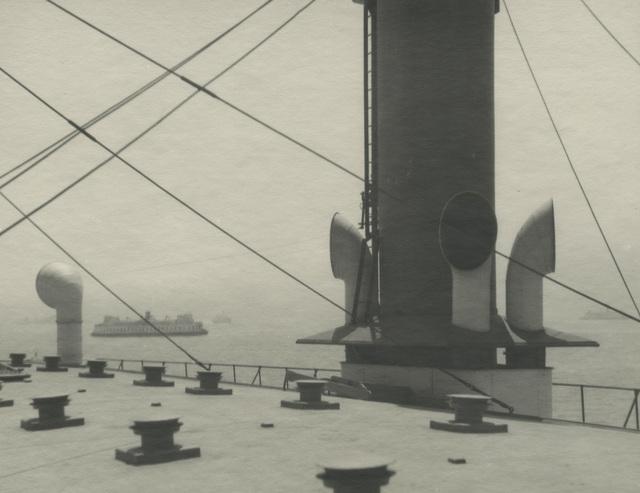 , 'Ship Deck,' ca. 1925, Lee Gallery