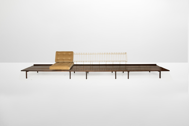 , 'Bench,' 1951, Side Gallery