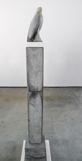 , 'GREY FALCON,' 2014, Traver Gallery