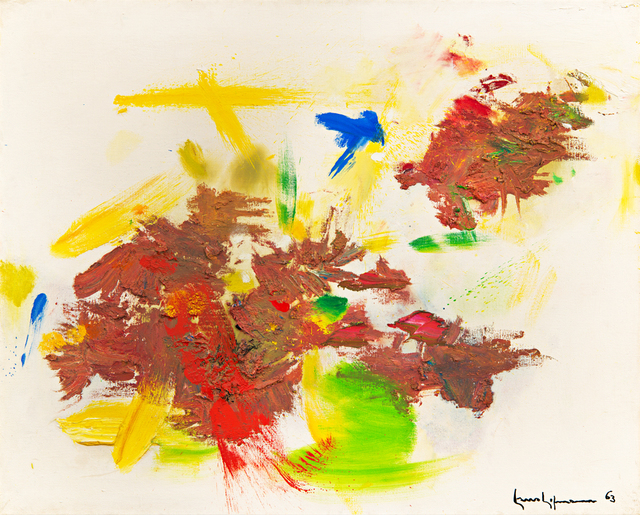 , 'Rossignal,' 1963, Yares Art Projects