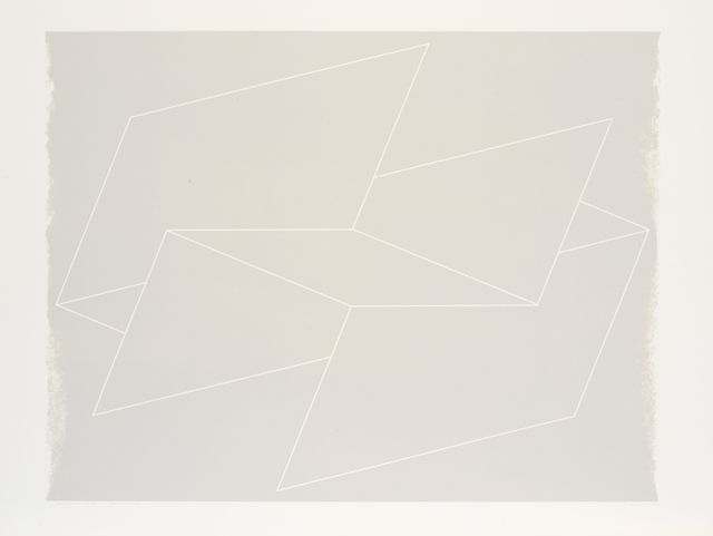 , 'Interlinear N 32 gr,' 1962, Alan Cristea Gallery
