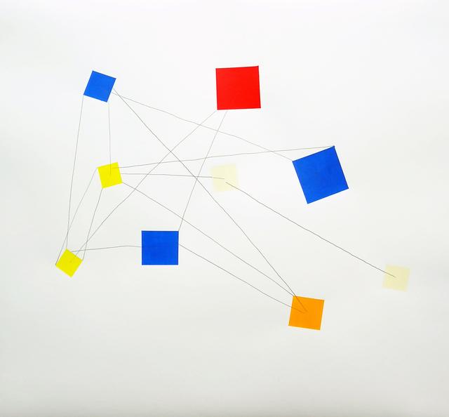 , 'Prototipos de movimiento con props (1),' 2016, Nora Sotres Galeria