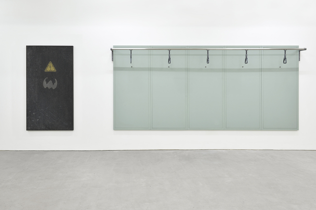 , 'F-5,' 2015, White Space Beijing