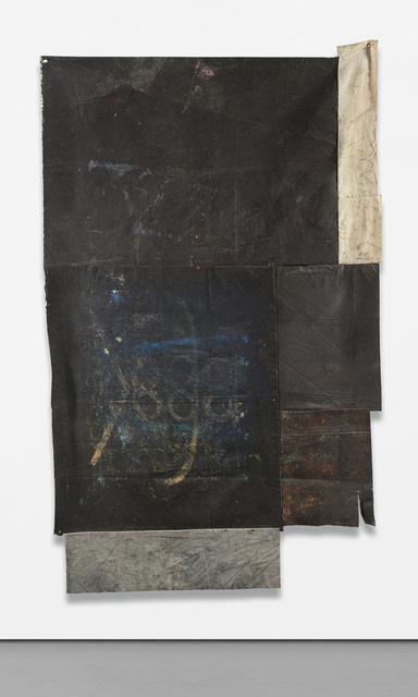 Oscar Murillo (b. 1986), 'Everyday activity #12', 2013, Phillips
