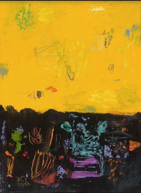 Ken Done, 'Cadmium sea, black reef ', 2019, Gallery One Australia