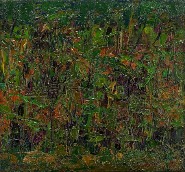 Ennio Morlotti, 'Paesaggio in Brianza (Imbersago)', 1958, Il Ponte