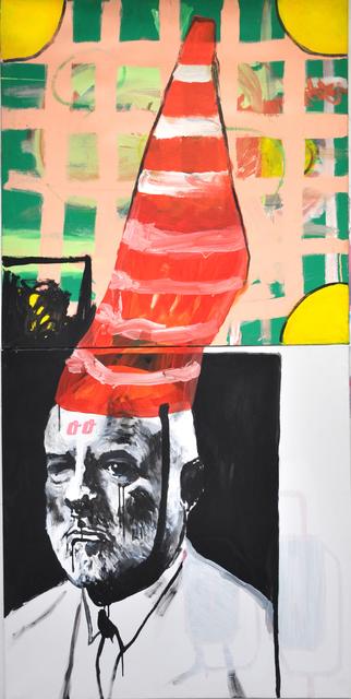 , 'Vollard OO,' 2010, Galerie Thomas Bernard