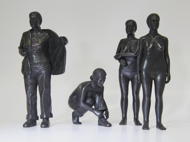 , 'Humanos Derechos,' , Galeria Eduardo Fernandes
