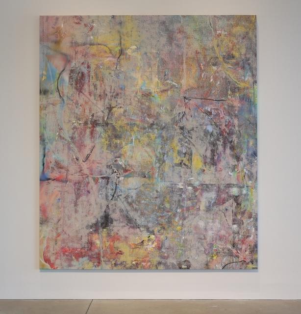 , 'Untitled (Lobrega),' 2014, di Rosa