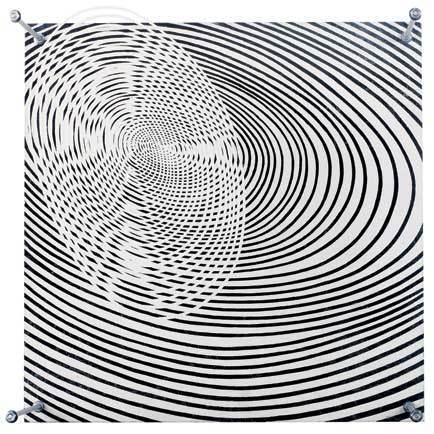 Jesús Rafael Soto, 'Spiral. Serie Sotomagie', Odalys