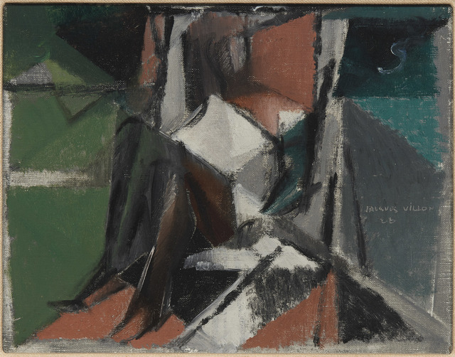 , 'La Siesta,' 1928, DICKINSON