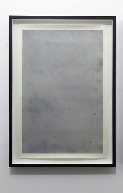 , 'L'oro di Napoli (B),' 2017, Lia Rumma