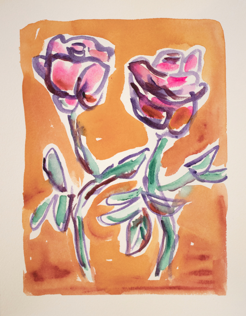 , 'Roses Love Sunshine #2,' 2018, HATHAWAY | Contemporary Gallery
