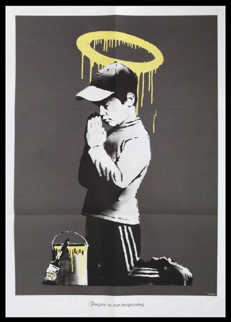 Banksy, 'Forgive Us Our Trespassing', 2010, EHC Fine Art: Essential Editions VI